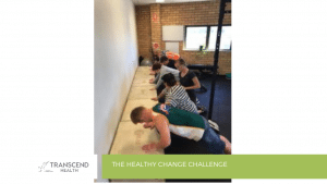The Healthy Change Challenge - Physiotherapist Newcastle - Physiotherapy - Transcend Health