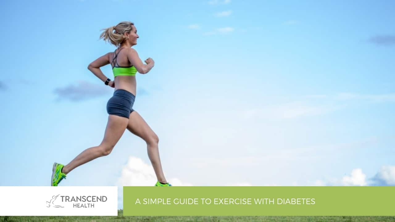 A simple guide to Exercise with Diabetes