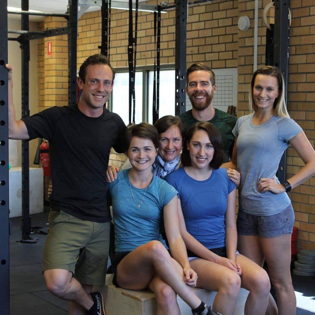 Exercise Physiologists and physiotherapists team at Transcend Health newcastle