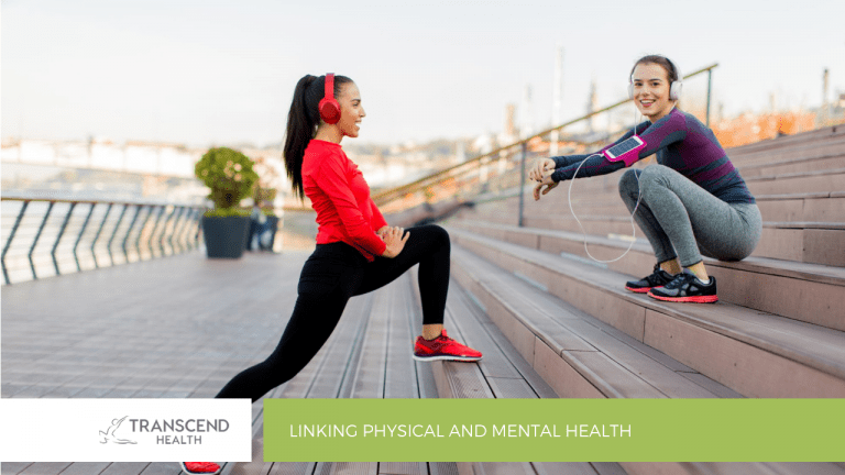 Linking Physical and Mental Health - Physiotherapist Newcastle - Physiotherapy - Transcend Health