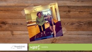 Meet Karen, exercise physiologistnewcastle, physiotherapist newcastle