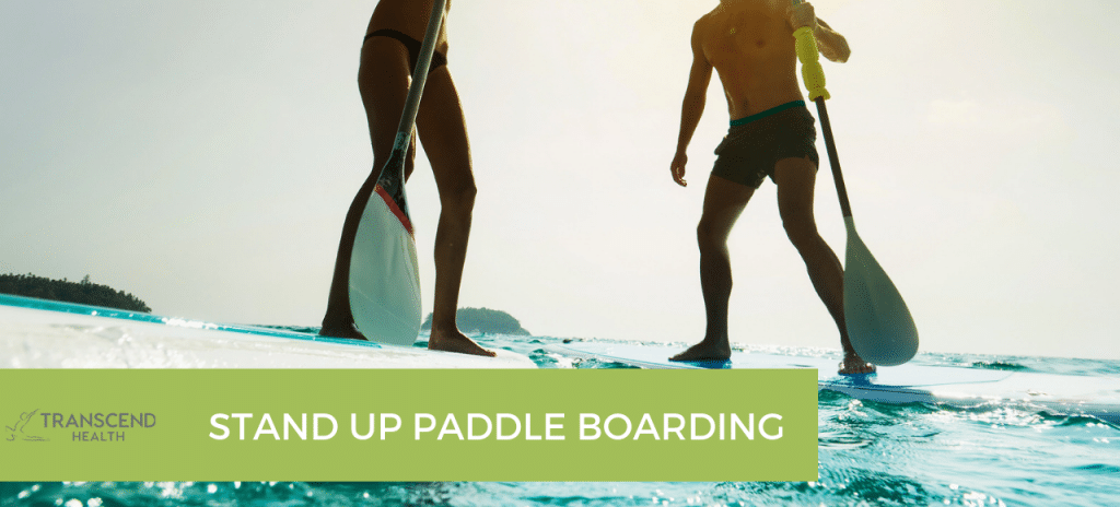 stand up paddle boarding newcastle