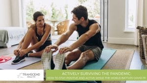 Actively Surviving the Pandemic - COVID-19 vs. the 'Flu' - Physiotherapist Newcastle - Physiotherapy - Transcend Health