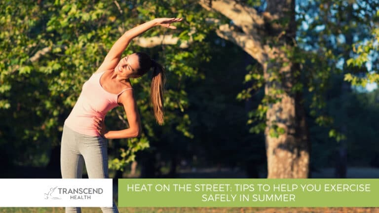 Heat on The Street-Tips to Help You Exercise Safely in Summer
