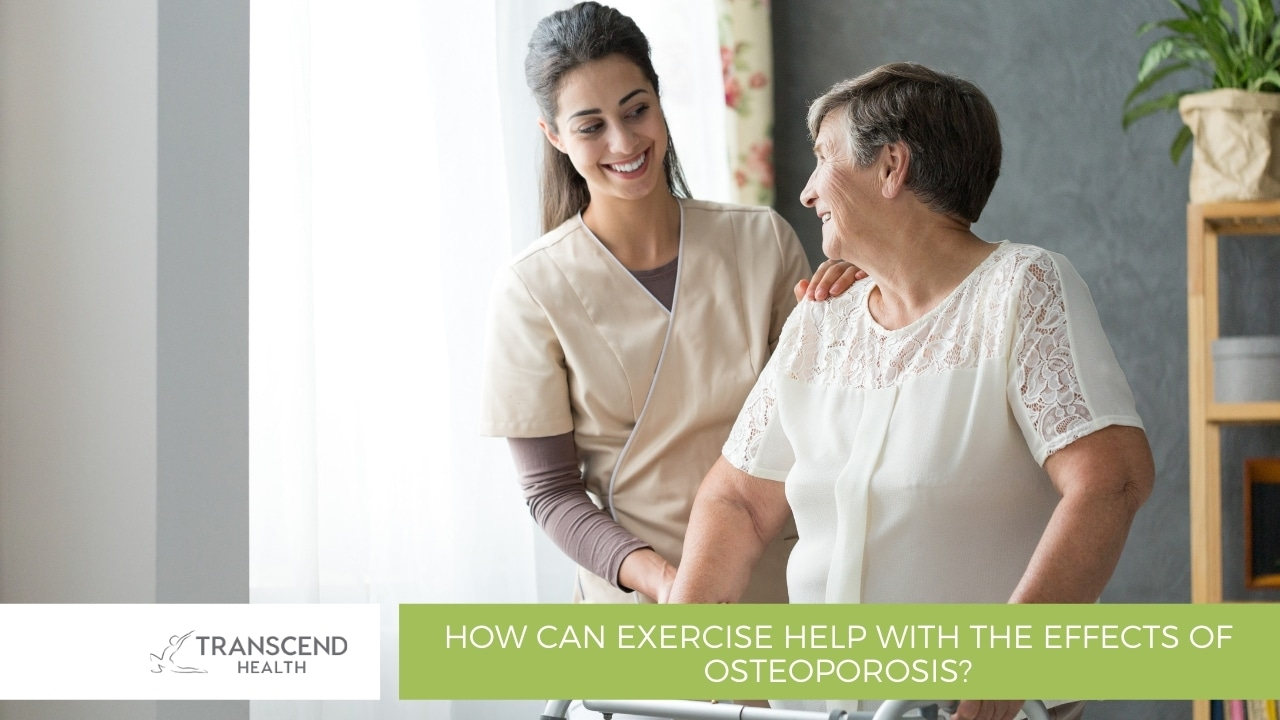How Can Exercise Help with the Effects of Osteoporosis