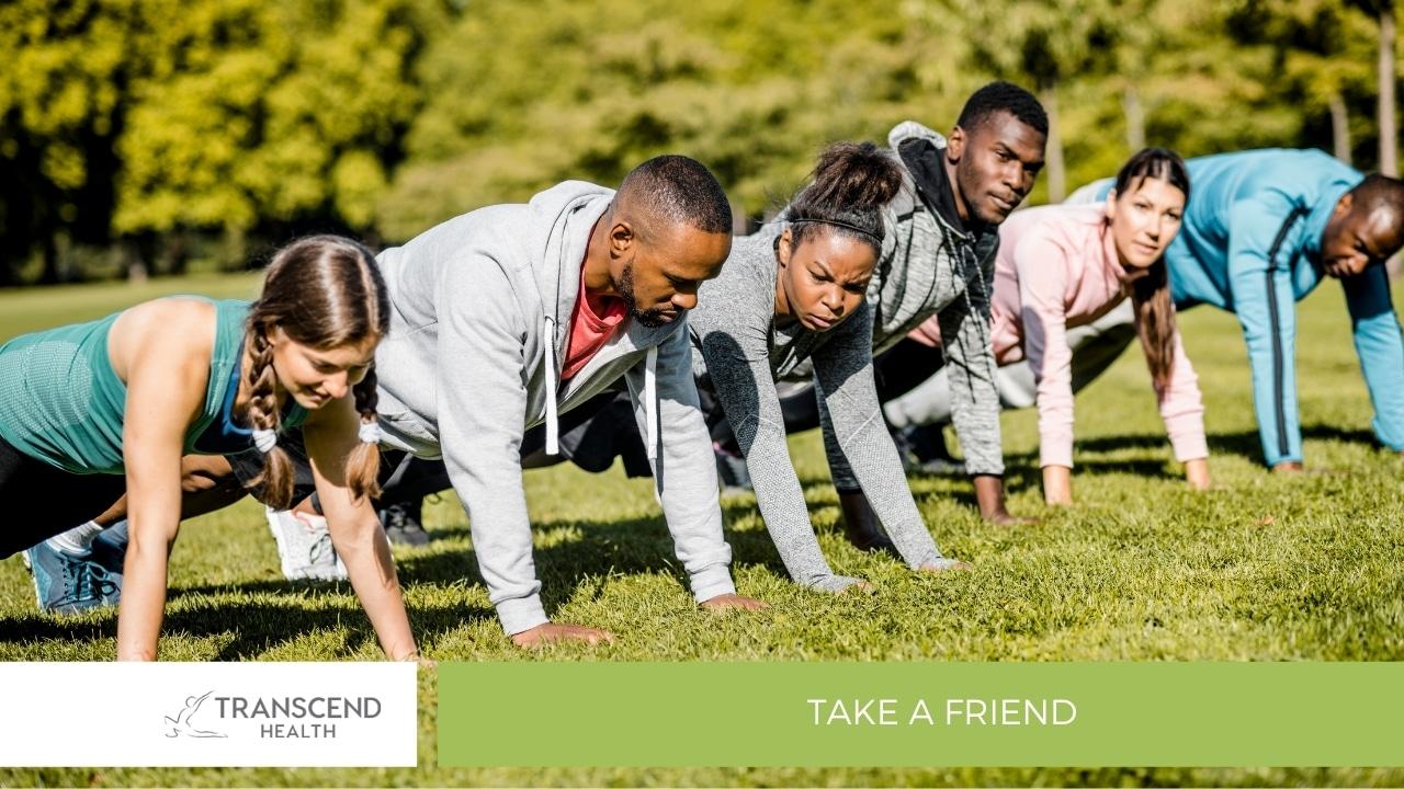 Take a Friend
