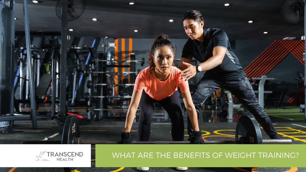 What are the benefits of weight training
